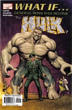 What if... General Ross Had Become the Hulk?